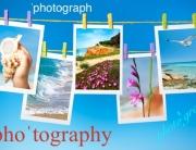 Photography suffix stress
