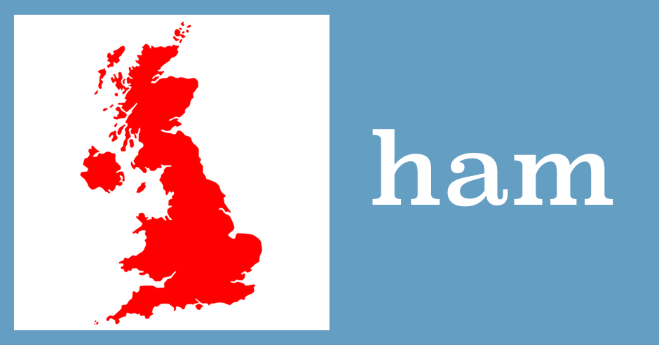 Blog-Place names with ham