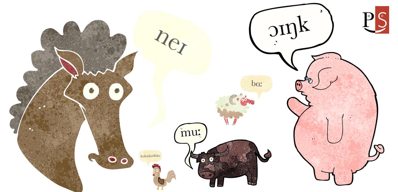 A Pronunciation Guide to Farm Animals - Pronunciation Studio